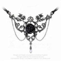 Mesukmus - Bijou collier - Alchemy Gothic - Boutique
