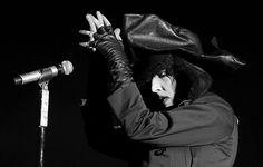 Marilyn Manson at the Mayhem Festival - San Manuel Amphitheater - Devore, CA - July 12, 2009. Photo by Kevin Baldes