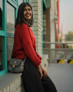 Sejal Kumar, Indian Fashion Bloggers, Fashion Ideas, Fashion Outfits, Fade Styles, Youtube Stars, Everyday Bag, Outfit Goals, Indian Wear