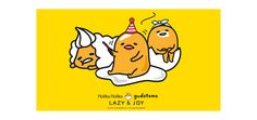 HOLIKA HOLIKA Lazy & Joy Jelly Dough Blusher (Gudetama Edition Ver.2) 6g       Powder blusher gives non powdery and cream blusher stickiness enhanced new type jelly texture for moist inner and silky outer skin express. Like a fluorescent mixed vi