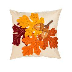 Fall Pillows, Diy Pillows, Custom Pillows, Decorative Pillows, Throw Pillows, Fall Sewing, Autumn Crafts, Sewing Pillows, Applique Pillows