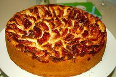 Apfel-Topfenkuchen *
