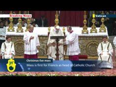 mass at vatican