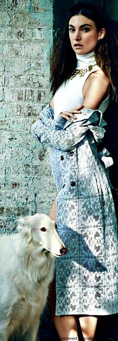 Jacquelyn Jablonski in Secret Of Romance for Harper's Bazaar Korea February 2014