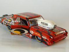 Photo by Darryl Raper Rc Drag Racing, Slot Car Racing, Slot Cars, Nascar Engine, Cool Car Drawings, Hobby Cars, Best Scale, Truck Scales, Plastic Model Cars