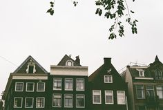 Häuser / Amsterdam 2015