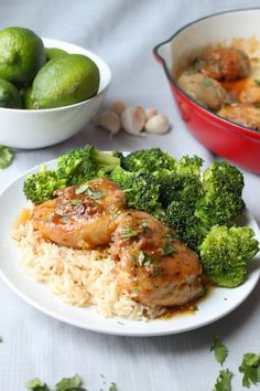 Healthy and homemade weeknight dinners for busy families can be a huge challenge. A few simple, fresh ingredients can sometimes come togethe...