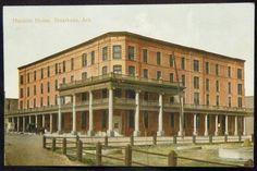 Texarkana AR Huckin's House 1910 Postcard Arkansas | eBay