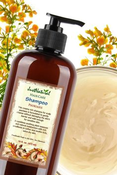 Formulated for sensitive scalps, our Psoriasis hair care products combines soothing plant extracts of Calendula Flower and Milk Thistle with Andiroba, Foraha and Karanja oils which deliver nutritive rich emolliency to soften and calm scalps. Scalp Psoriasis Shampoo, Psoriasis Causes, Psoriasis Skin, Psoriasis Remedies, Plaque Psoriasis, Severe Eczema, Soften Hair, Home Remedies