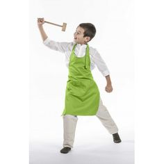 Delantal Infantil, para los niños que juegan en la cocina