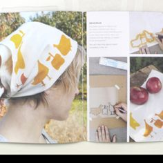 Lotta Jansdotter Print Studio  Chronicle Books  www.lepetitgraphiste.com
