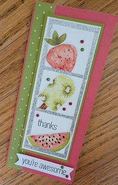 Stampin Up Paper Pumpkin, Pumpkin Cards, Stamping Up Cards, Masculine Cards, You're Awesome, Projects To Try, Card Making, Treats, Creative