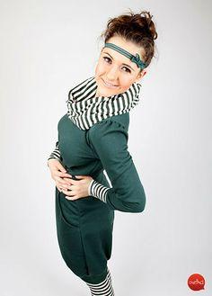 """Farb- und Stilberatung mit www.farben-reich.com - MEKO Kleid  """"LENY_2S02""""  von meko® Store   auf DaWanda.com"""