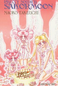 Naoko Takeuchi, Toei Animation, Bishoujo Senshi Sailor Moon, Chibi Chibi, Usagi Tsukino