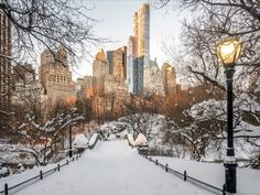 There are several reasons to visit New York City during the holidays. But even after the Rockefeller Tree lights are unplugged and the 5th Avenue shop windows go back to normal, Central Park remains one of the city's must-visit locations (plus, a snapshot of snowy Gapstow Bridge in Central Park is bona fide Instagram gold).