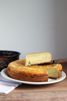 ...Filosofía de Sabor...: Torta Vasca