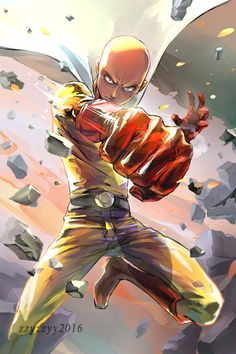 Get your favorite One Punch Man Saitama collectibles only here in RykaMall - your toy store. Other One Punch man characters are available here as well. Manga Anime, Fanart Manga, Anime Art, Manga Art, Saitama One Punch Man, One Punch Man Manga, One Punch Man Memes, Art Alien, Man Wallpaper