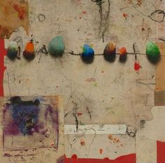 Cole Morgan, String Red on ArtStack #cole-morgan #art