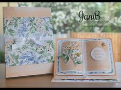 Easel Cards, 3d Cards, Stampin Up Cards, Fancy Fold Cards, Folded Cards, Stampin Up Catalog, Card Tutorials, Creative Cards, Decorative Boxes
