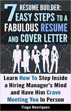 #FREE What if you knew how to build a resume from scratch without having to relay on samples? What if there were 7 easy steps to build and optimize any resume and get you through the interview you want? Actually, there are.