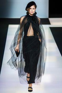 2016-17秋冬プレタポルテ - ジョルジオ アルマーニ(GIORGIO ARMANI) ランウェイ|コレクション(ファッションショー)|VOGUE JAPAN