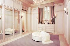 probably the best closet designed for a woman