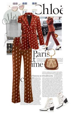"""""""#127"""" by yolins ❤ liked on Polyvore featuring Chloé, StreetStyle, fashionWeek and chloe"""