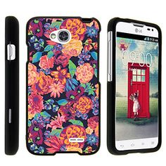 LG Ultimate 2 Phone Case, Full Body Armor Snap On Hard Case Protector Cover with Customized Design for LG Optimus L70 MS323, LG Optimus Exceed 2 VS450PP, LG Realm LS620, LG Ultimate 2 L41C (Metro PCS, Verizon, Boost Mobile) from MINITURTLE   Includes Clear Screen Protector and Stylus Pen - Floral Dream LG Ultimate 2 Cases from MINITURTLE http://www.amazon.com/dp/B00SNP4PKA/ref=cm_sw_r_pi_dp_L856ub0ZTDKN0