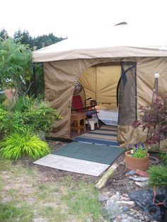 Standing Room Tents make great guest houses! see them here //  sc 1 st  Pinterest : standing room tents - memphite.com