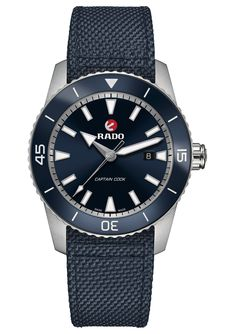 Rado: HyperChrome Captain Cook | Baselworld 2017