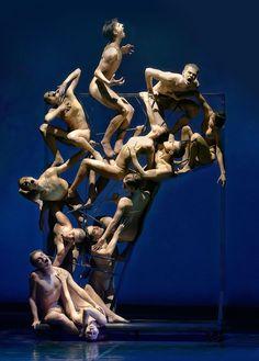 Rodin. Eifman Ballet.