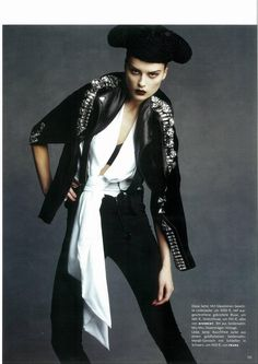 Vogue Germany - Stil-Stark