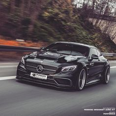 "4,185 Likes, 15 Comments - Mercedes Amg Supercars (@amgbuzz) on Instagram: ""S Class Coupe by Prior Design: HOT or NOT? --> Follow @amgbuzz @jagsbuzz for More Epic Supercars…"""