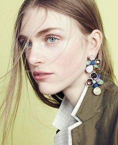 Dazzling Earrings by world_explorer1