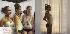 Betty James  #Beyouty #NYFW #NewYork #FashionWeek #MakeUp
