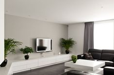 Living Room Tv Unit, Home Living Room, Living Room Decor Colors, Living Room Designs, Small Apartment Interior, Piece A Vivre, House Inside, Home Office Design, Modern Room