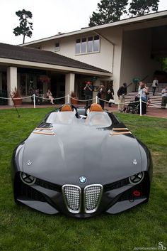 BMW 328 Hommage... or sex on wheels... mmm mmm mmmm mmm mmmm