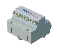 Industriële glasvezel splice box voor in schakelkasten - http://visionandrobotics.nl/2015/08/05/industriele-glasvezel-splice-box-voor-in-schakelkasten/
