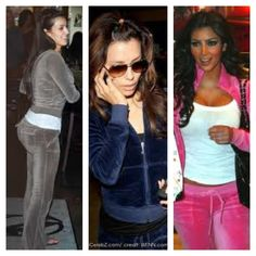 Juicy Couture Tracksuits <3