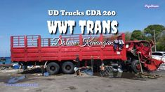 UD Trucks CDA 260 WWT Trans Dalam Kenangan Diesel, Trucks, Vehicles, Diesel Fuel, Truck, Car, Vehicle, Tools