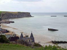 d day beaches 70th anniversary