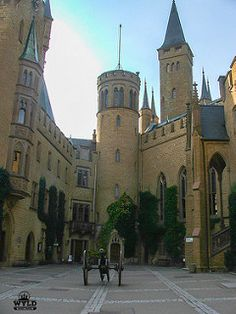 Hohenzollern Castle German Travel Guide