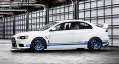 Limited Edition Mitsubishi 311RS Evo X