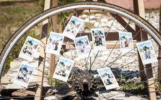 Decorar rueda con fotos