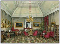 Hau Edward Petrovich (1807 - 1887) | Russian Painter - Forum Facts