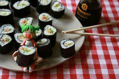 Yotsuba <3 Sushi