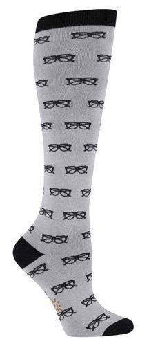 Sock It To Me GLASSES Womens Knee Socks  Sock It To Me , http://www.amazon.com/dp/B006ODTEPO/ref=cm_sw_r_pi_dp_RBNFpb1JN35BD