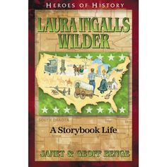My family had the privilege of trying the Laura Ingalls Wilder: A Storybook Life  book and Unit Study Curriculum Guide  from the Heroes o...