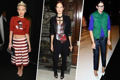 Street Style: More Important Than Fashion Last Year? - The Cut