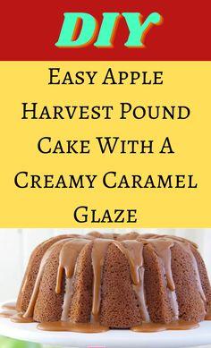 Apple Cake Recipes, Baking Recipes, Dessert Recipes, Just Desserts, Delicious Desserts, Yummy Food, Apple Desserts, Sauce Caramel, Just Cakes